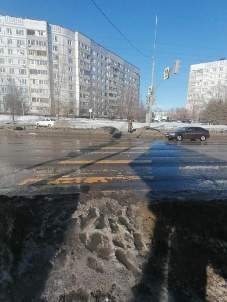 На улице Бирюзова сбили 21-летнюю рязанку