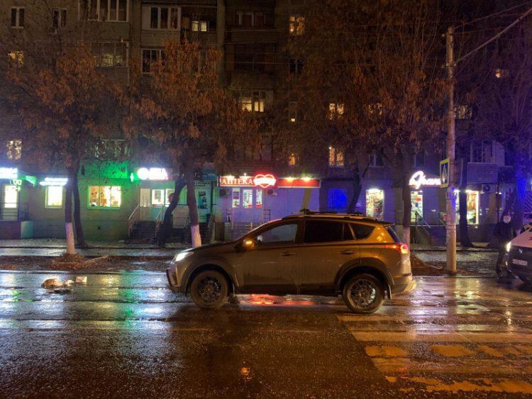 На улице Интернациональной сбили 20-летнюю рязанку