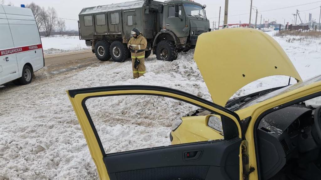 Стали известны подробности смертельной аварии в Дубровичах с участием военного «КамАЗа»